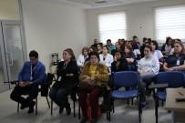 KALP MASAJI - Kırklareli Ağız Ve Diş Sağlığı Merkezi Çalışanları İlk Yardım Eğitimi