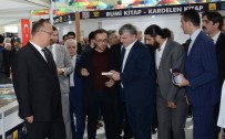 RASIM ÖZDENÖREN - Konya Kitap Günleri'ne 1 Haftada 100 Bin Ziyaretçi
