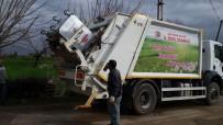 CAN AKSOY - Köylerde Çöpler Düzenli Olarak Toplanıyor