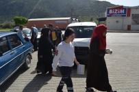 Kozan'da Trafik Kazası Açıklaması 1 Yaralı