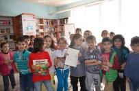 Kurtalan'da Kütüphane Haftası Etkinlikleri