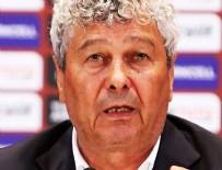 MIRCEA LUCESCU - Lucescu'dan maç sonu ilginç sözler