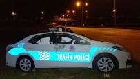 TEPE LAMBASI - Maket Trafik Polis Araçlarının Tepe Lambalarını Çalanlar Yakalandı