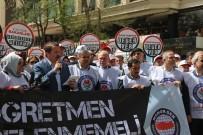 PERFORMANS SİSTEMİ - Memur-Sen 'Performans Değerlendirme Sistemi'ni Protesto Etti