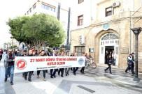 NEVIT KODALLı - Mersin'de 'Dünya Tiyatro Günü'nü Kutlandı