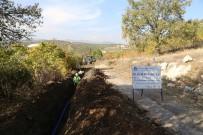 AKARCA - MESKİ'nin İçme Suyu Yatırımları Devam Ediyor