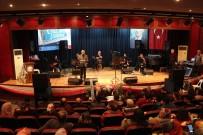 AHMET SELÇUK İLKAN - Nazilli'de Vatan Sevgisini Anlatan Şarkılar Seslendirildi