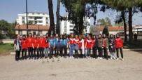 SAĞLIK MESLEK LİSESİ - Osmaniye'de Bocce Petank Heyecanı Yaşandı