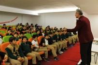 YAŞLILAR HAFTASI - Pekfen'li Öğrenciler Yaşlılar Haftasını Unutmadı