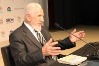 ÇOCUK EĞİTİMİ - Pof. Dr. Cevat Akşit Gebzeliler İle Buluştu