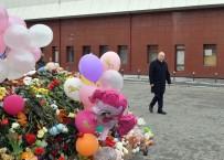 ALARM SİSTEMİ - Putin'den Yanan AVM'ye Ziyaret