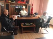 MEHMET KESKIN - Romanyalı Kadın 67 Yaşında Müslümanlığı Seçti
