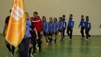 SALON FUTBOLU - Salon Futbolu 1.Lig Grup Müsabakaları Başladı