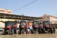 Silopi Belediyesinin Araç Filosu Güçlendi