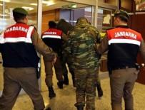 PAZARKULE - Edirne'de tutuklu bulunan 2 Yunan askeri için tutukluğun devamına karar verildi