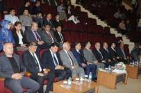 Şırnak'ta 'İstihdam Ve Yatırım Olanakları' Paneli