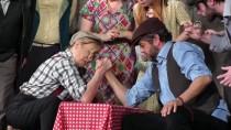 EZGİ KÜÇÜK - 'Şoför Nebahat' tiyatro sahnesinde
