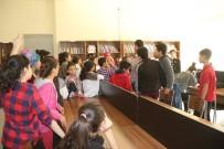 Solinli Çocuklar Kütüphaneyle Tanıştı