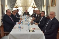 BÜYÜKMANDıRA - Trakya Belediye Başkanları Alpullu İçin Toplandı