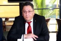 AĞIR VASITA - TSO Başkanı Yalçın, Projelerini Açıkladı