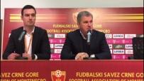 A MİLLİ TAKIMI - Tumbakovic Açıklaması 'Sonuçtan Memnunuz'