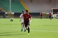 JUAN - U21 Avrupa Şampiyonası Grup Eleme Açıklaması Türkiye Açıklaması 4 - Malta Açıklaması 2