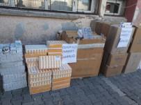 TARIM İLACI - Van'da Kaçakçılık Operasyonu