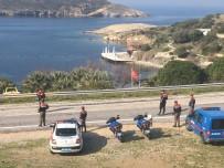 EMNİYET BİRİMİ - Yenifoça Jandarma Bölgesi Oluyor