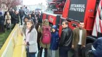 Zeytinburnu'nda İlkokulda Yangın Paniği