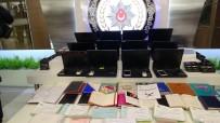 SİM KART - 5 Bin Kişiyi Dolandıran Çete Çökertildi Açıklaması 70 Gözaltı