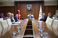 MEHMET ÇIÇEK - Acıgöl OSB Yönetim Kurulu Toplantısı Yapıldı