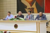 AHMET UYSAL - Afrin Operasyonu Sonrasında Orta Doğu'da Değişen Dengeler Paneli Düzenlendi