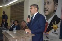 TAŞPıNAR - AK Parti'li Ertürk De 'Yerelde İttifak Yok' Dedi