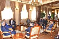 MUSTAFA YIĞIT - Antalya Valiliğinde Okul Protokolü İmzalandı