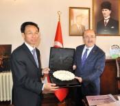 ZIGANA - Başkan Gümrükçüoğlu'ndan Çinli İşadamlarına Yatırım Daveti