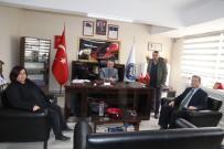 MÜFETTIŞ - Başkan Yardımcısı Akkılınç Kariyerini Anlattı