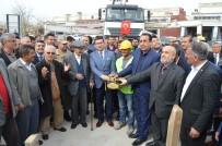 MUSTAFA KÖSEOĞLU - Besni Küçük Sanayi Sitesi Camisinin Temeli Atıldı