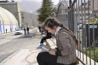Beytüşşebap'ta Şehit Polis Adına Kütüphane Açıldı
