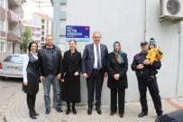 ÇORUH - Biga'da Şehit Metin Borazan'ın İsmi Sokağa Verildi