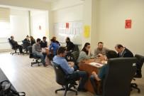 DICLE ÜNIVERSITESI - BÜ'de Proje Yazma Ve Yürütme Eğitimi Verildi