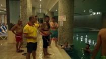 KALP MASAJI - Cankurtaranlar Yaz Sezonuna Hazırlanıyor