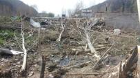 Çorum'daki Otobüs Kazasında İstinat Duvarı Faciayı Önledi