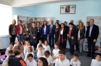 EMIN ÖZTÜRK - Didim'de Kütüphane Kampanyası Başarılı Oldu