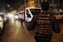 Diyarbakır'da 500 Polisle Asayiş Uygulaması