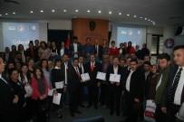 ISI YALITIMI - DTO Girişimcilik Sertifikalarını Dağıttı