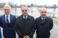 ELEKTRİK ÜRETİMİ - Edirne Valiliği Kriz Masası Nehir Taşkınıyla İlgili Oluşturdu