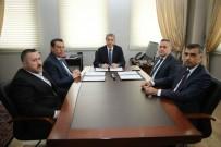ÜÇOCAK - Elazığ Belediyesi, Sivrice Ve Baskil'e Park Yapacak