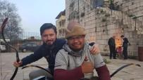 OKÇULAR - Endonezyalı Okçular, Geleneksel Türk Okçuluğunu İçin Ziyaret