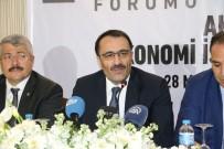 24 KASıM - Gaziantep'in Ekonomik Beklentileri Masaya Yatırıldı