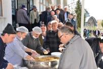 MEHMED ALI SARAOĞLU - Gediz Belediyesi 1970 Depreminde Ölenler İçin Mevlit Okuttu